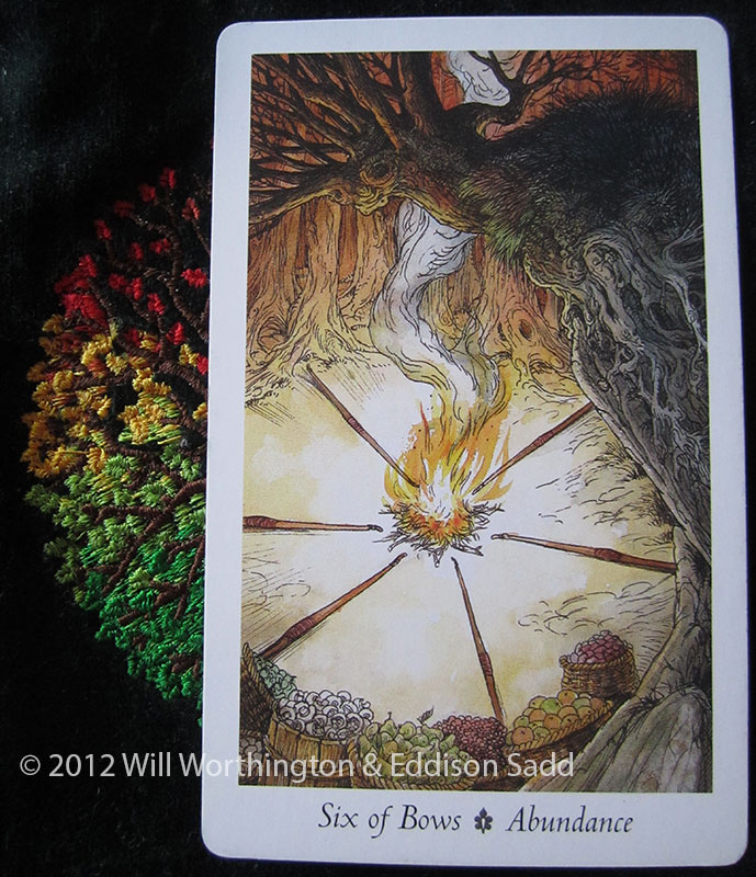 The Tarot & Their Elements
