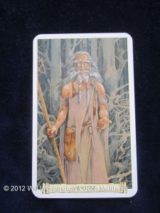 Narciens from the Camelot Oracle
