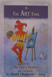 The Art Fool
