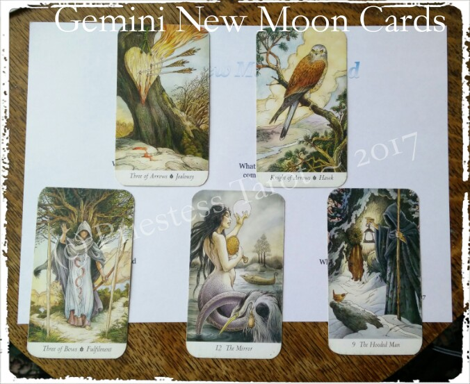 Gemini New Moon & Middle Beltane