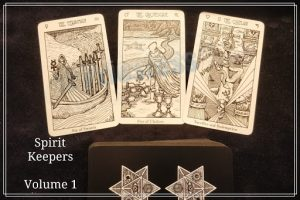 spirit keeper tarot deck review image