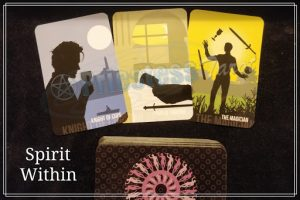 spirit within tarot deck review image