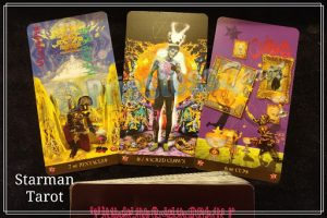 starman tarot deck review image