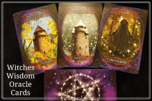 witches wisdom tarot deck review image
